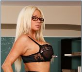 Nikita Von James - My First Sex Teacher 3
