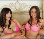 Rachel Roxxx, Holly Michaels - 2 Chicks Same Time 14