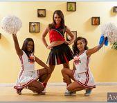 Skin Diamond, Leilani Leeane, Ana Foxxx - 2 Chicks Same Time 2