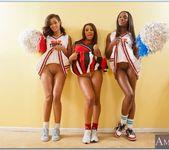 Skin Diamond, Leilani Leeane, Ana Foxxx - 2 Chicks Same Time 10
