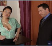 London Keyes - Naughty Office 13