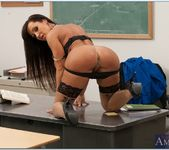 Lisa Ann - My First Sex Teacher 6