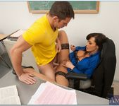 Lisa Ann - My First Sex Teacher 17