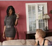 Nyomi Banxxx - My Friend's Hot Mom 12