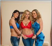 Julia Ann, Brandi Love, Eva Karera - My Friend's Hot Mom 3
