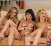 Julia Ann, Brandi Love, Eva Karera - My Friend's Hot Mom 8