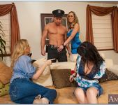 Julia Ann, Brandi Love, Eva Karera - My Friend's Hot Mom 13