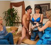 Julia Ann, Brandi Love, Eva Karera - My Friend's Hot Mom 17