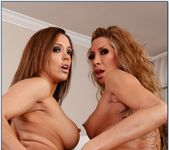 Francesca Lé, Kayla Carrera - Latin Adultery 14