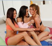 Daisy Marie, Kirsten Price, Charmane Star - Naughty Athletic 20