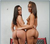 Gracie Glam, Mischa Brooks - My Friends Hot Girl 8