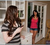 Charley Chase, Tessa Lane - 2 Chicks Same Time 9