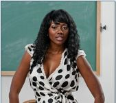Nyomi Banxxx - My First Sex Teacher 2