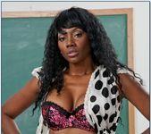 Nyomi Banxxx - My First Sex Teacher 4