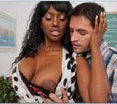 Nyomi Banxxx - My First Sex Teacher 23