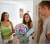 Gracie Glam, Danni Cole - 2 Chicks Same Time 16