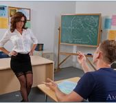 Veronica Avluv - My First Sex Teacher 13