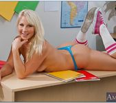 Kimmy Olsen - Naughty Bookworms 6