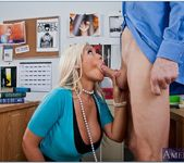 Bridgette B. - Naughty Office 20