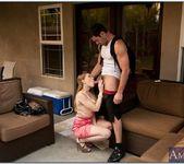 Kagney Linn Karter - My Dad's Hot Girlfriend 17