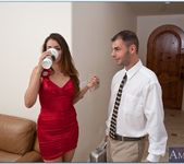 Allie Haze - My Dad's Hot Girlfriend 12