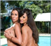 Lisa Ann, Rachel Starr - 2 Chicks Same Time 5