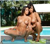 Lisa Ann, Rachel Starr - 2 Chicks Same Time 7