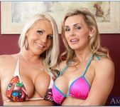 Tanya Tate And Sadie Swede - 2 Chicks Same Time 2