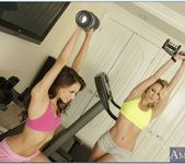 Celeste Star, Kiara Diane - Naughty Athletics 16