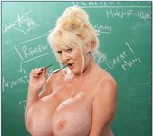 Kayla Kleevage - My First Sex Teacher 6