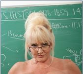 Kayla Kleevage - My First Sex Teacher 10
