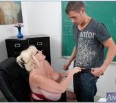 Kayla Kleevage - My First Sex Teacher 20