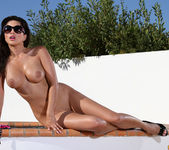 Sunny Leone - Pink Scrunch Butt & Glass Toy 23