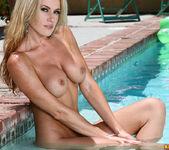 Randy Moore - Turquoise Thong Bikini 13