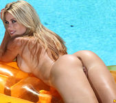 Randy Moore - Flames Thong Bikini Ass Worship 15