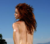 Heather Vandeven - Exotic Leopard G-string Bikini 16