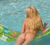 Kagney Linn Karter - Scrunch Butt Bikini in Pool 15