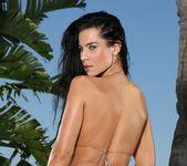 Laura Lee - Pink Scrunch Bottom Bikini 5