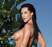 Laura Lee - Pink Scrunch Bottom Bikini 10