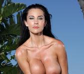 Laura Lee - Pink Scrunch Bottom Bikini 11