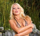 Jana Cova - Mesh Wicked Weasel & Dildo 4