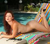 Karlie Montana - Sexy Black Thong Bikini 10