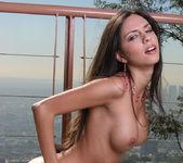 Mindy Vega - Hot Pink Micro Bikini 15