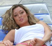 Melissa Jacobs - Peekaboo String Bikini 15