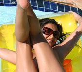 Michelle Maylene - Pink on Raft 10