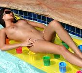 Michelle Maylene - Pink on Raft 12