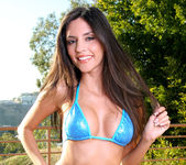 Mindy Vega - Blue Sequin 2