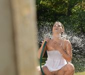 Agata - outdoors hardcore fuck 4