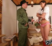 Agata fucked by the park ranger 9