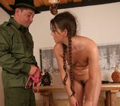 Agata fucked by the park ranger 12